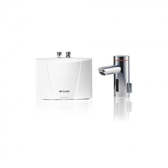 Clage Klein-Durchlauferhitzer MBX Lumino 3,5 kW - 230 Volt 15113, EEK: A
