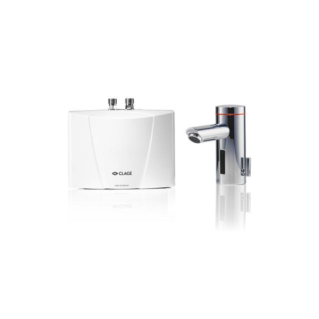 Clage Klein-Durchlauferhitzer MBX Lumino 3,5 kW - 230 Volt