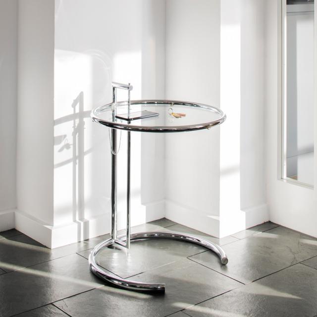 ClassiCon Adjustable Table E 1027 Beistelltisch