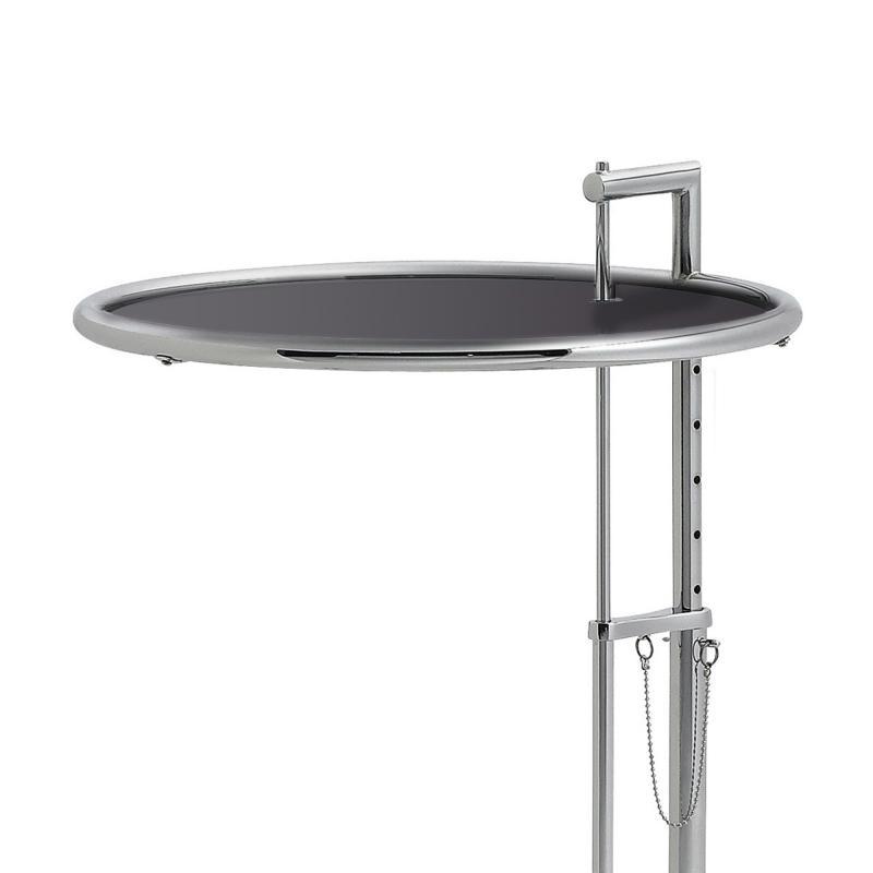 classicon adjustable table e 1027 beistelltisch metall 101adj04 00 reuter. Black Bedroom Furniture Sets. Home Design Ideas