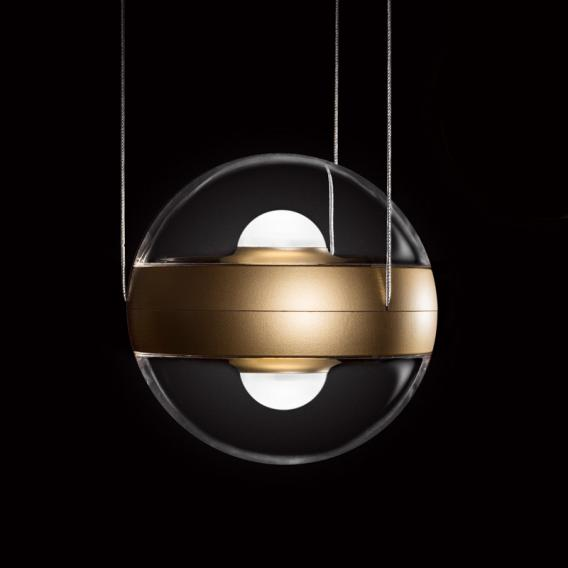 CINI&NILS Sferico sospeso LED Pendelleuchte, transparent