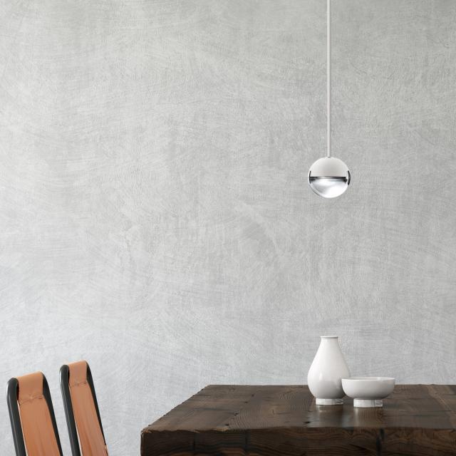 CINI&NILS Convivio new LED sopratavolo decentrata Pendelleuchte, dezentral