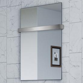 Corpotherma Spiegel Infrarotheizungs-Set mit Handtuchhalter 400 Watt