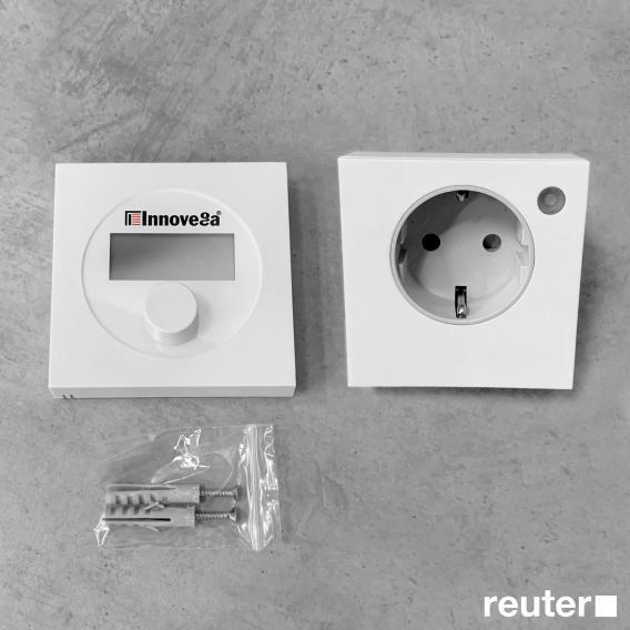 Corpotherma Funkthermostat-Set mit Funk-Zwischenstecker