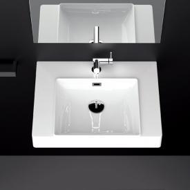 Cosmic fancy Waschbecken weiß glanz