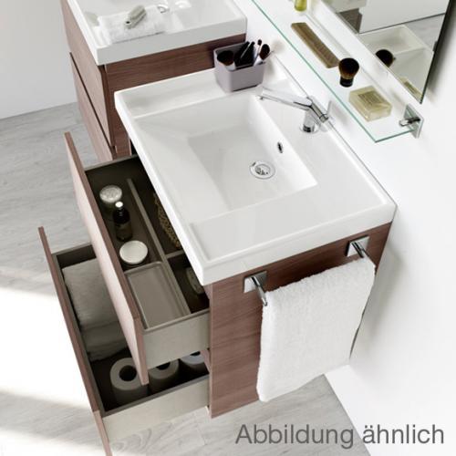 cosmic b box waschbecken mit unterschrank mit 2 schubladen anthrazit b05010801158 reuter. Black Bedroom Furniture Sets. Home Design Ideas