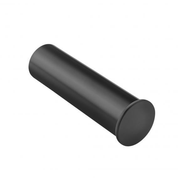 Cosmic Black & White Reservepapierrollenhalter schwarz matt