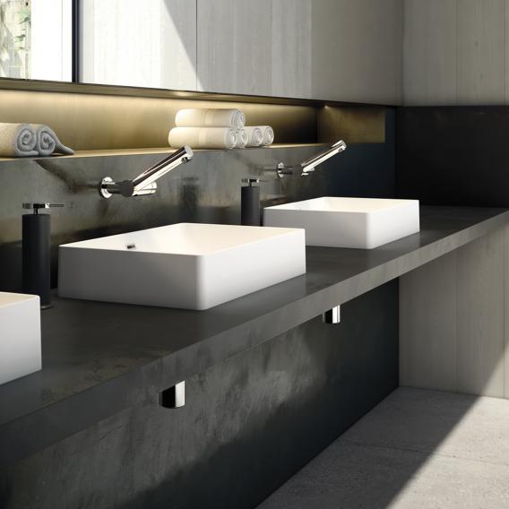 Cosmic fancy Aufsatzwaschbecken weiß matt