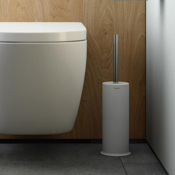 Cosmic Geyser Toilettenbürstengarnitur weiß