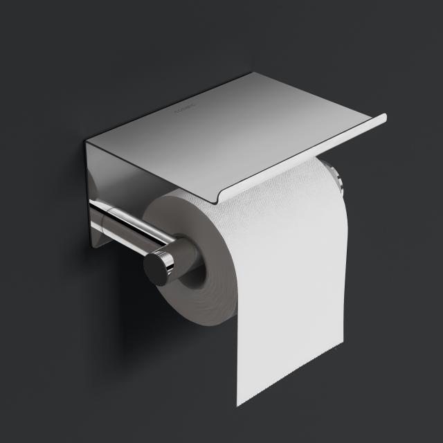 Cosmic Architect S+ Papierrollenhalter mit Deckel chrom