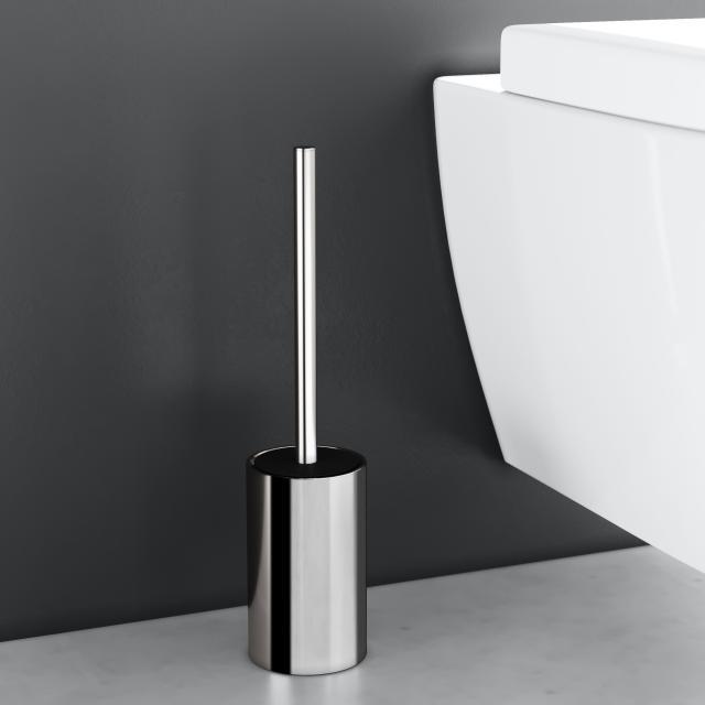 Cosmic Architect S+ Toilettenbürstengarnitur, freistehend chrom