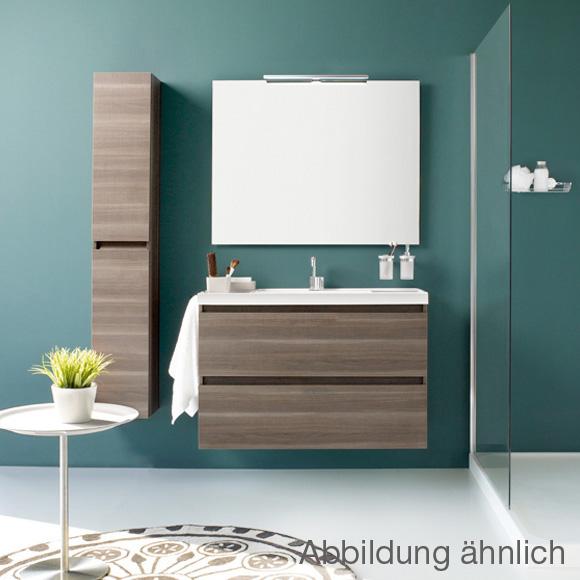 Waschbecken mit unterschrank weiß  Cosmic b-box Waschbecken mit Unterschrank mit 2 Schubladen weiß ...