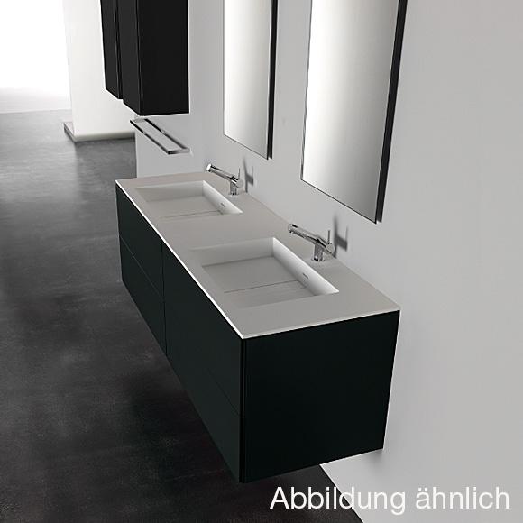 Doppelwaschbecken Mit Unterschrank doppelwaschbecken 120 mit unterschrank die schönsten einrichtungsideen