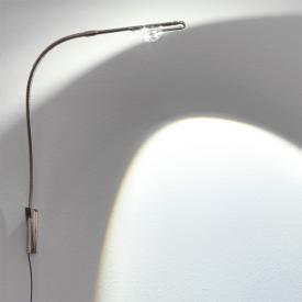 Catellani & Smith WA W mod. A LED Wandleuchte, Steckeranschluß mit Dimmer