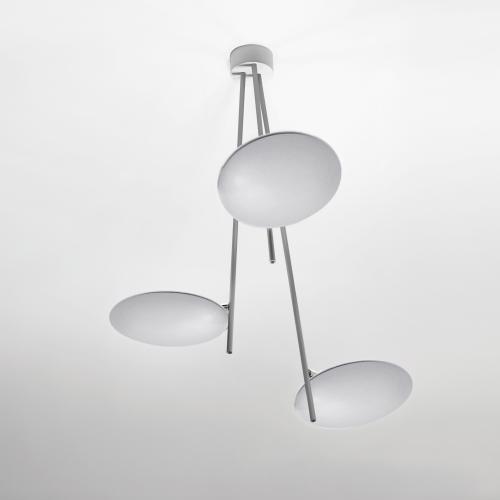 catellani smith lederam c3 led deckenleuchte lc36 reuter. Black Bedroom Furniture Sets. Home Design Ideas