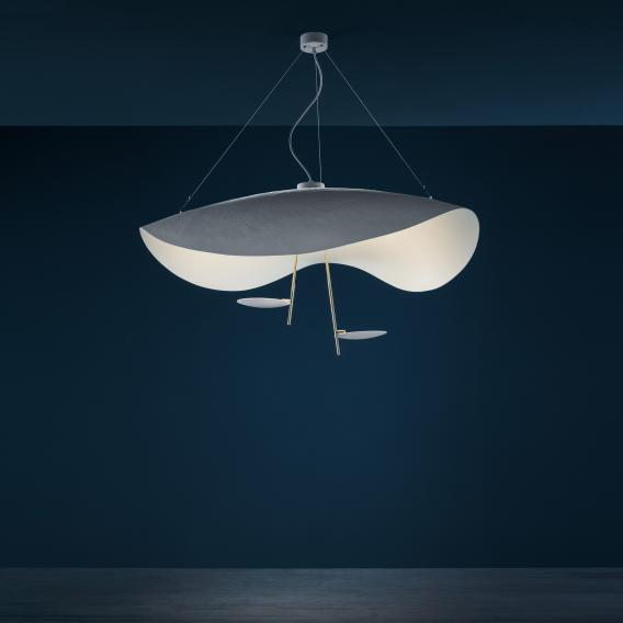 Catellani & Smith Lederam Manta S2 LED Pendelleuchte