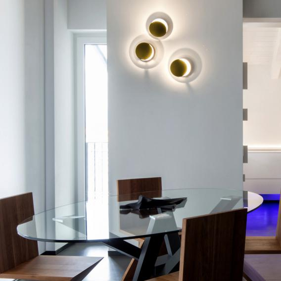 Catellani & Smith Lederam W LED Wandleuchten