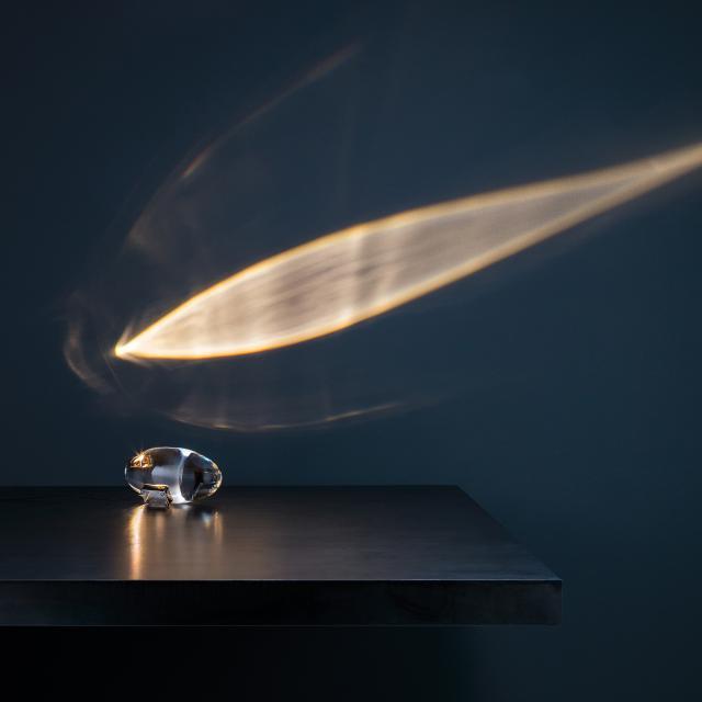 Catellani & Smith Atman LED Tischleuchte mit Touchtronic Dimmer