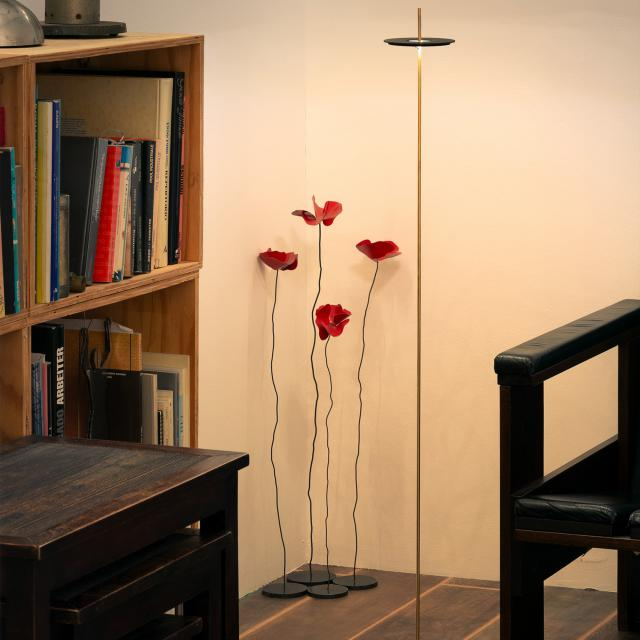 Catellani & Smith Giulietta BE F USB LED Stehleuchte mit Dimmer