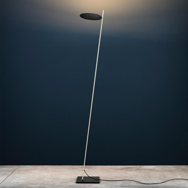 Catellani & Smith Lederam F0 LED Stehleuchte mit Dimmer
