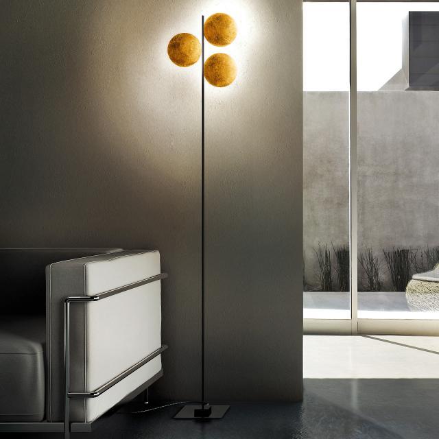 Catellani & Smith Lederam F3 LED Stehleuchte