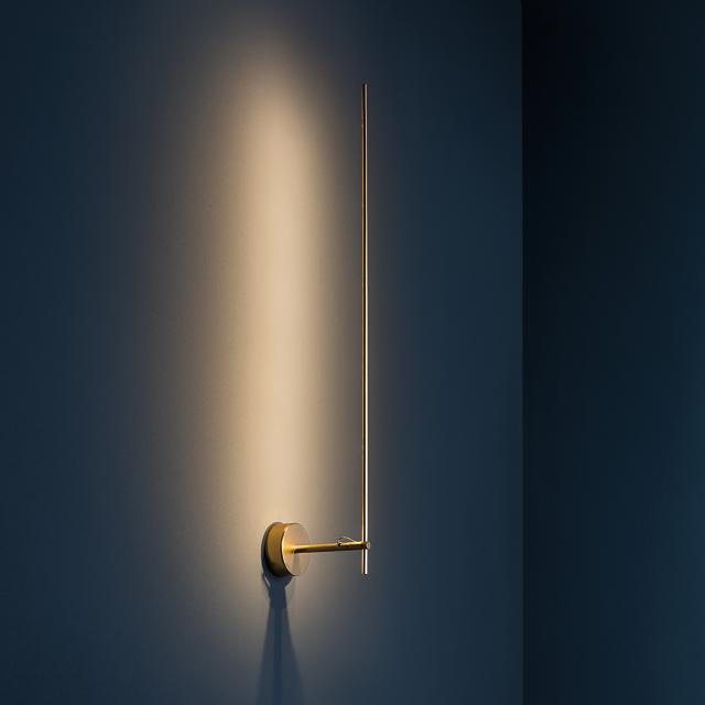Catellani & Smith Light Stick V LED Wandleuchte