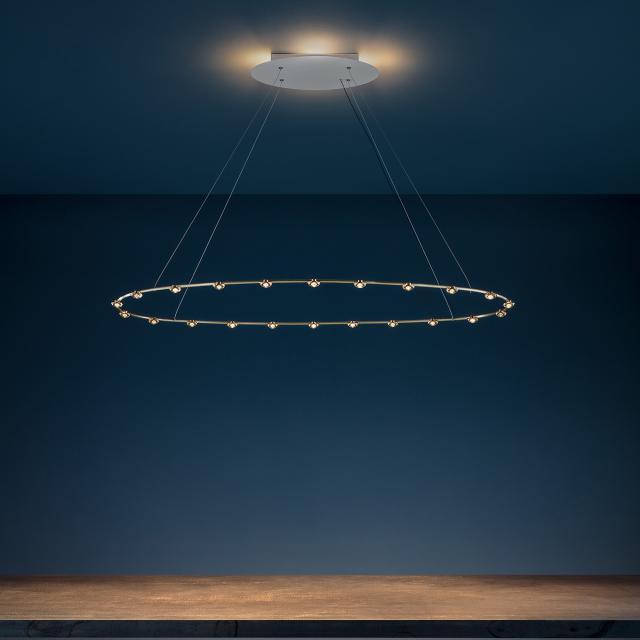 Catellani & Smith Petit Lentilles LED Pendelleuchte