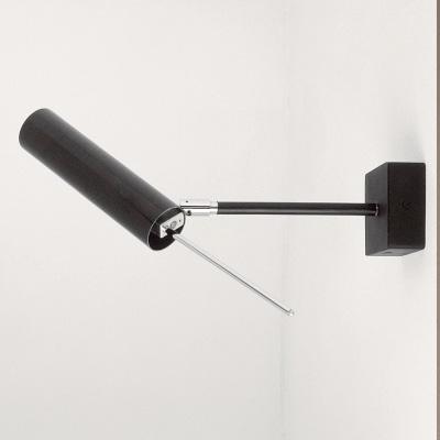 catellani smith lucenera 502 led wandleuchte spot mit schalter l502l reuter. Black Bedroom Furniture Sets. Home Design Ideas