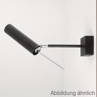 catellani smith lucenera 502 led wandleuchte spot mit schalter