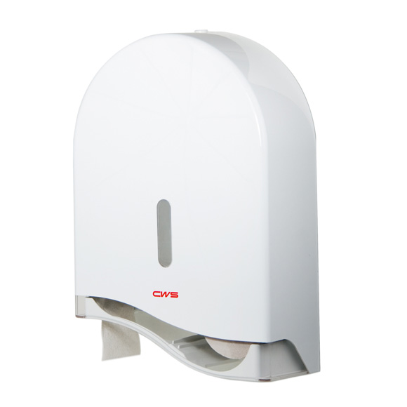 CWS ParadiseLine Toilettenpapierspender Paradise Superroll mit Zylinderschloss