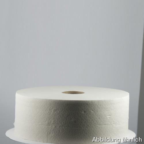 CWS Toilettenpapier Großrollen, Tissue, weiß, 2-lagig
