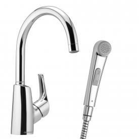 Damixa Rowan Einhebel-Waschtischarmatur mit Handbrause, ohne Ablaufgarnitur