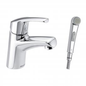 Damixa Rowan Einhebel-Waschtischarmatur mit Handbrause, ohne Ablaufgarnitur ohne Ablaufgarnitur