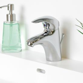 Damixa Space Einhebel-Waschtischarmatur, für Niederdruck, mit Ablaufgarnitur mit Ablaufgarnitur