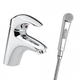 Damixa Space Einhebel-Waschtischarmatur mit Handbrause, ohne Ablaufgarnitur