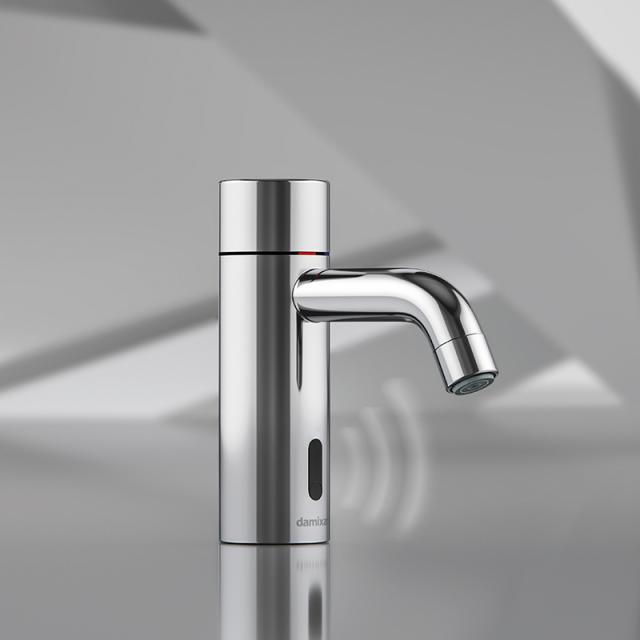Damixa Silhouet Touchless Elektronische Waschtischarmatur chrom