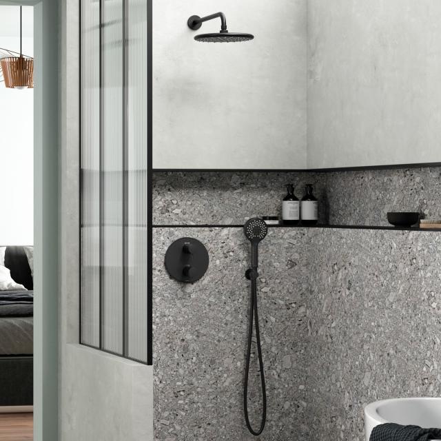 Damixa Silhouet Unterputz-Thermostat Duschsystem mit Brausehalter