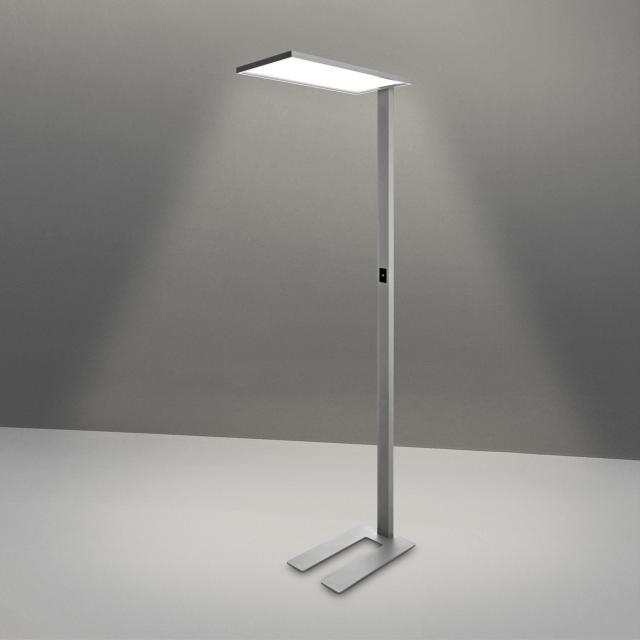 DEKOLIGHT Office One Transparent LED Stehleuchte mit Dimmer