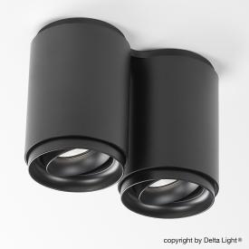 DELTA LIGHT Link S2 LED Deckenleuchte / Spot 2- flammig