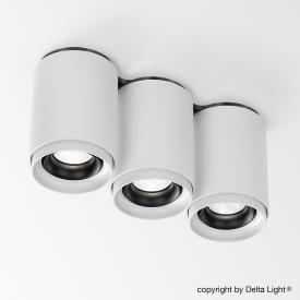 Delta Light Link S3 LED Deckenleuchte / Spot 3- flammig