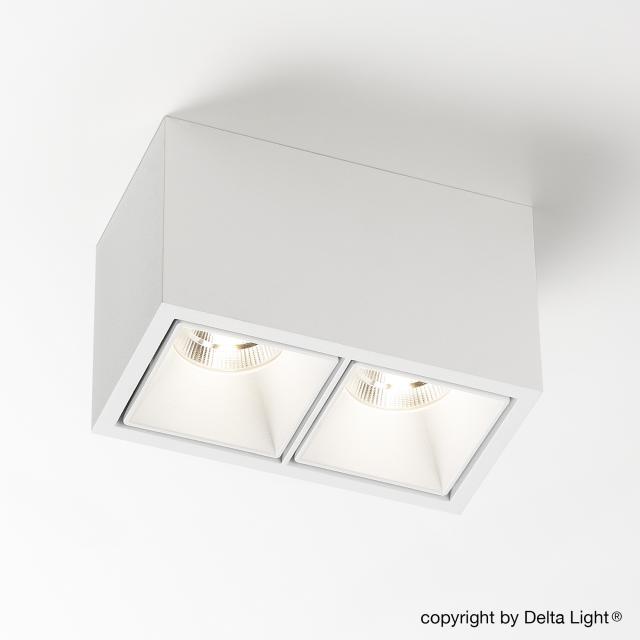 DELTA LIGHT Boxy 2L+ LED Deckenleuchte/Spot
