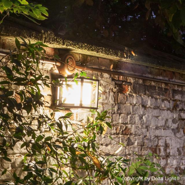 DELTA LIGHT Montur S LED Wandleuchte
