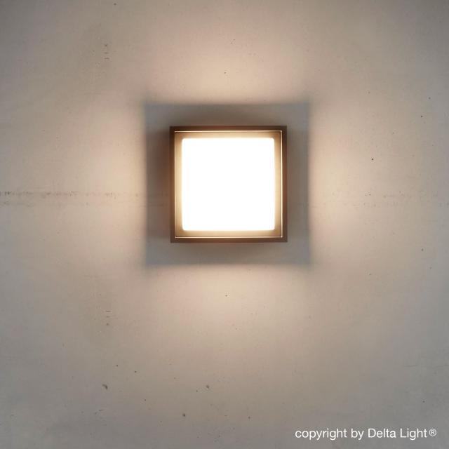 DELTA LIGHT Montur SQL LED Wandleuchte