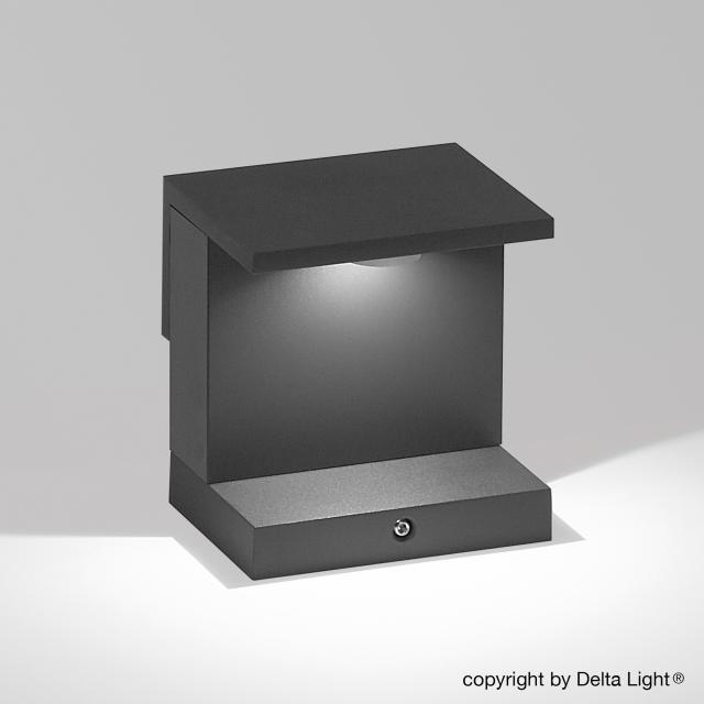 DELTA LIGHT Oblix F LED Pollerleuchte
