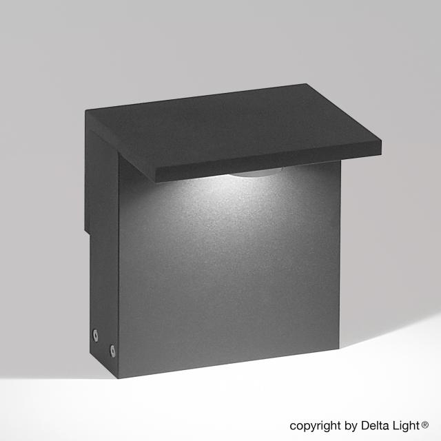 DELTA LIGHT Oblix LED Pollerleuchte