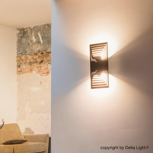 DELTA LIGHT Soiree WS X Down- Up LED Wandleuchten