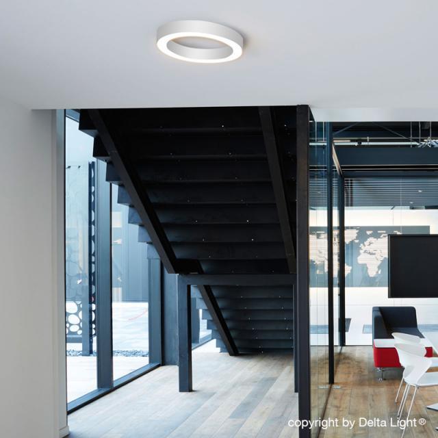 DELTA LIGHT Super-Oh! XS LED Deckenleuchte