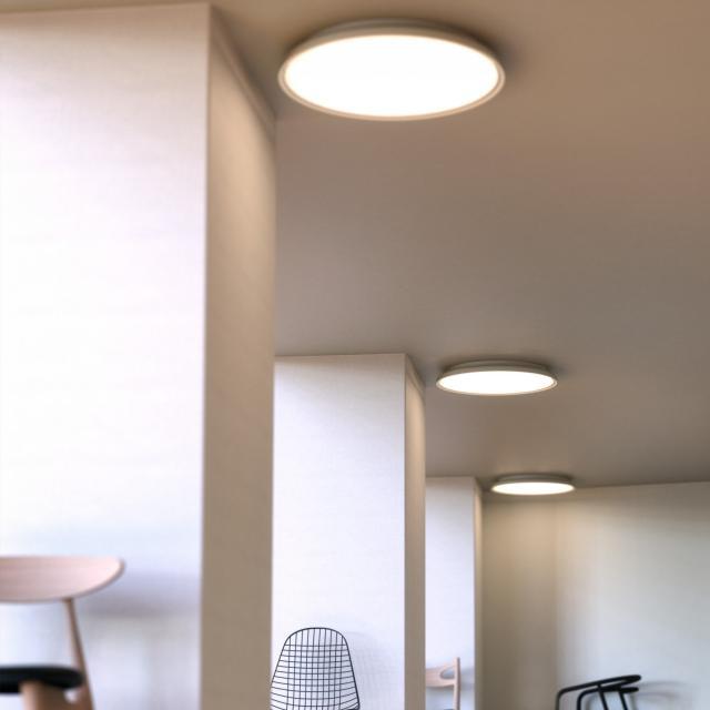 design for the people La Luna LED Deckenleuchte