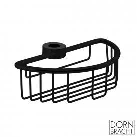 Dornbracht Duschkorb für nachträgliche Rohrmontage schwarz matt