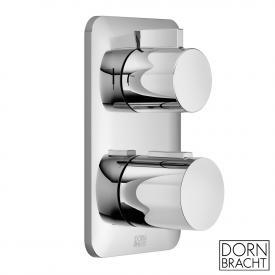 Dornbracht Lissé UP-Thermostat mit Mengenregulierung chrom